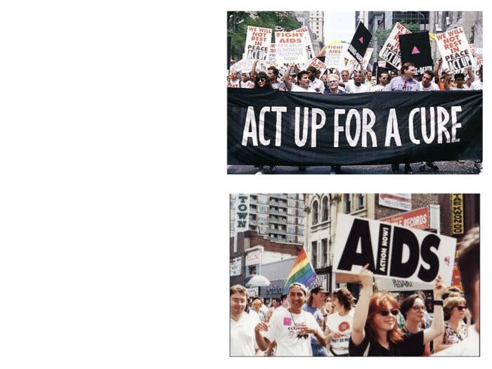 Manifestaciones contra el VIH