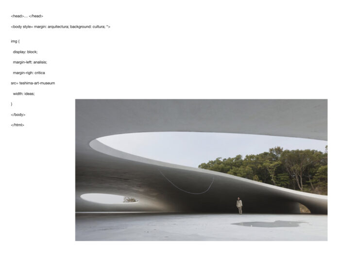 arquitectura 2010 2019 museo teshima