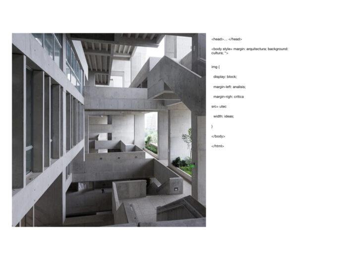 arquitectura 2010 2019 utec