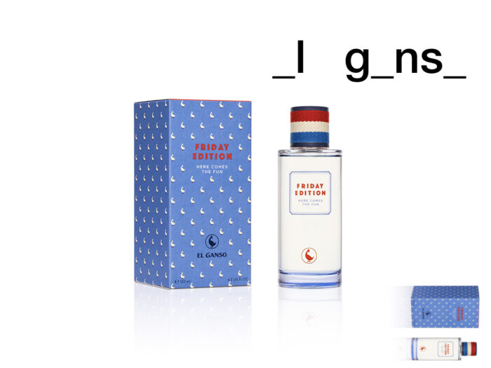 Perfumes El Ganso Friday Edition