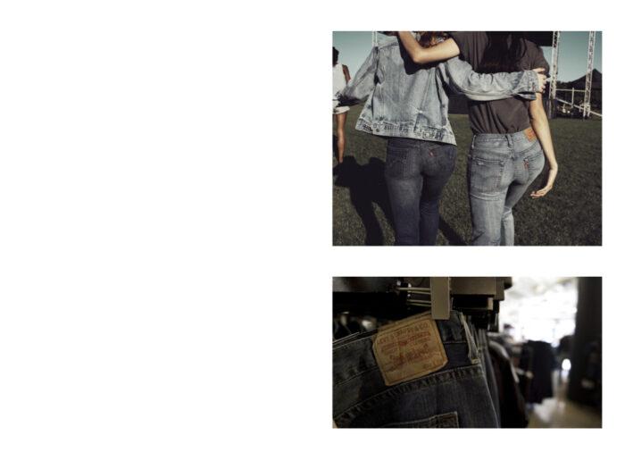Por qué los Levi's tienen números jeans