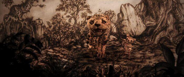 el último jaguar cortometraje