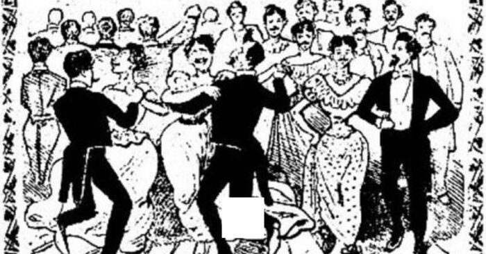 Historia Trans en México - El baile de los 41