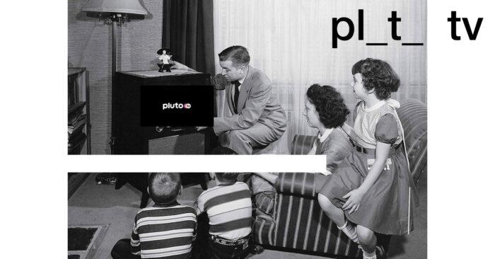 Pluto TV familia
