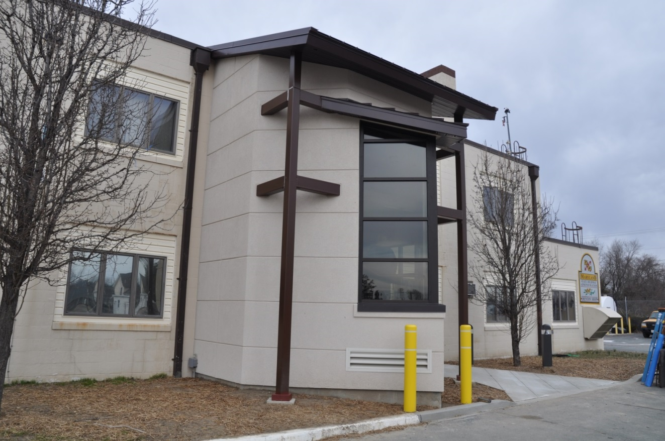 fire code upgrades for maintenance facility