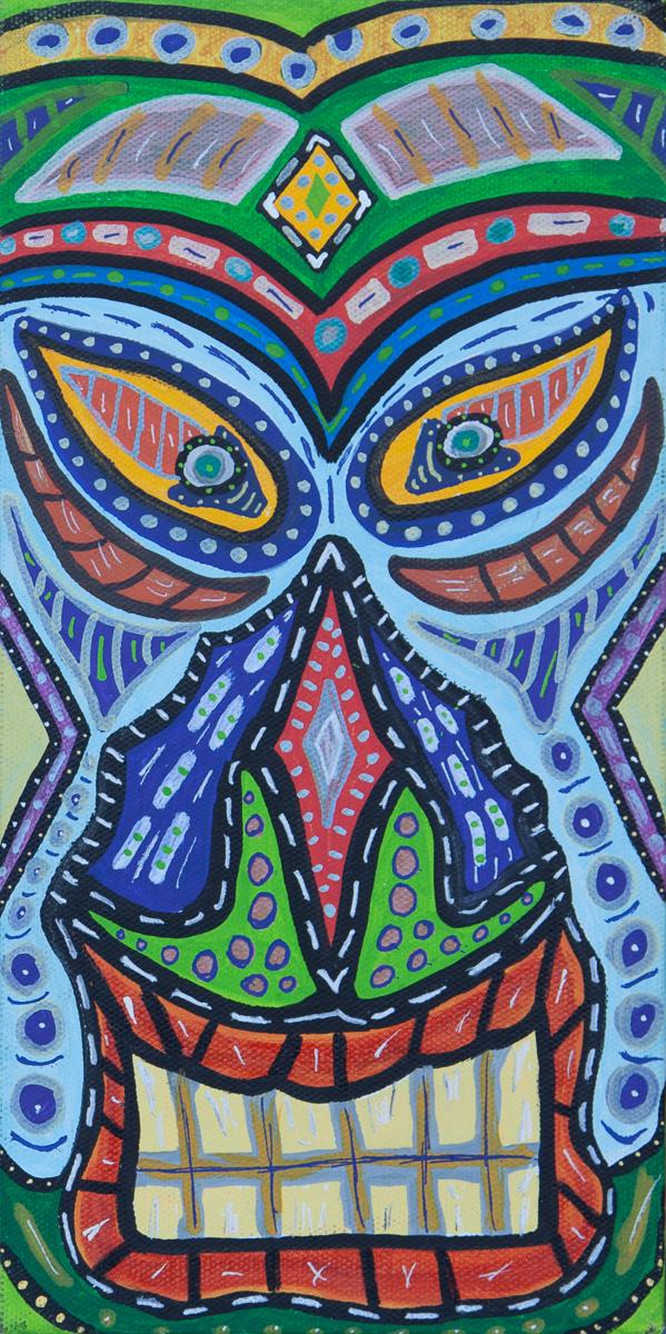 Tony Passero Mask