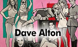 featured artist button for dave alton
