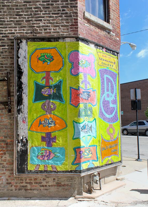 dlg chicago side billboard tony passero mural