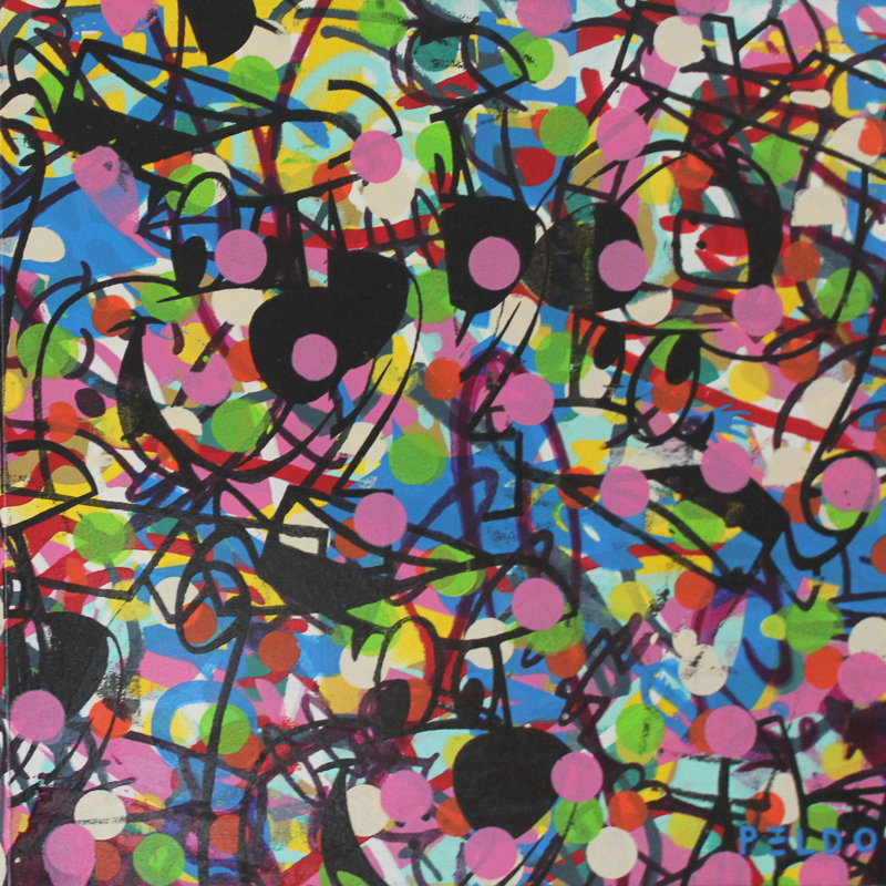 Original Chris Peldo Art - Yogi Bear