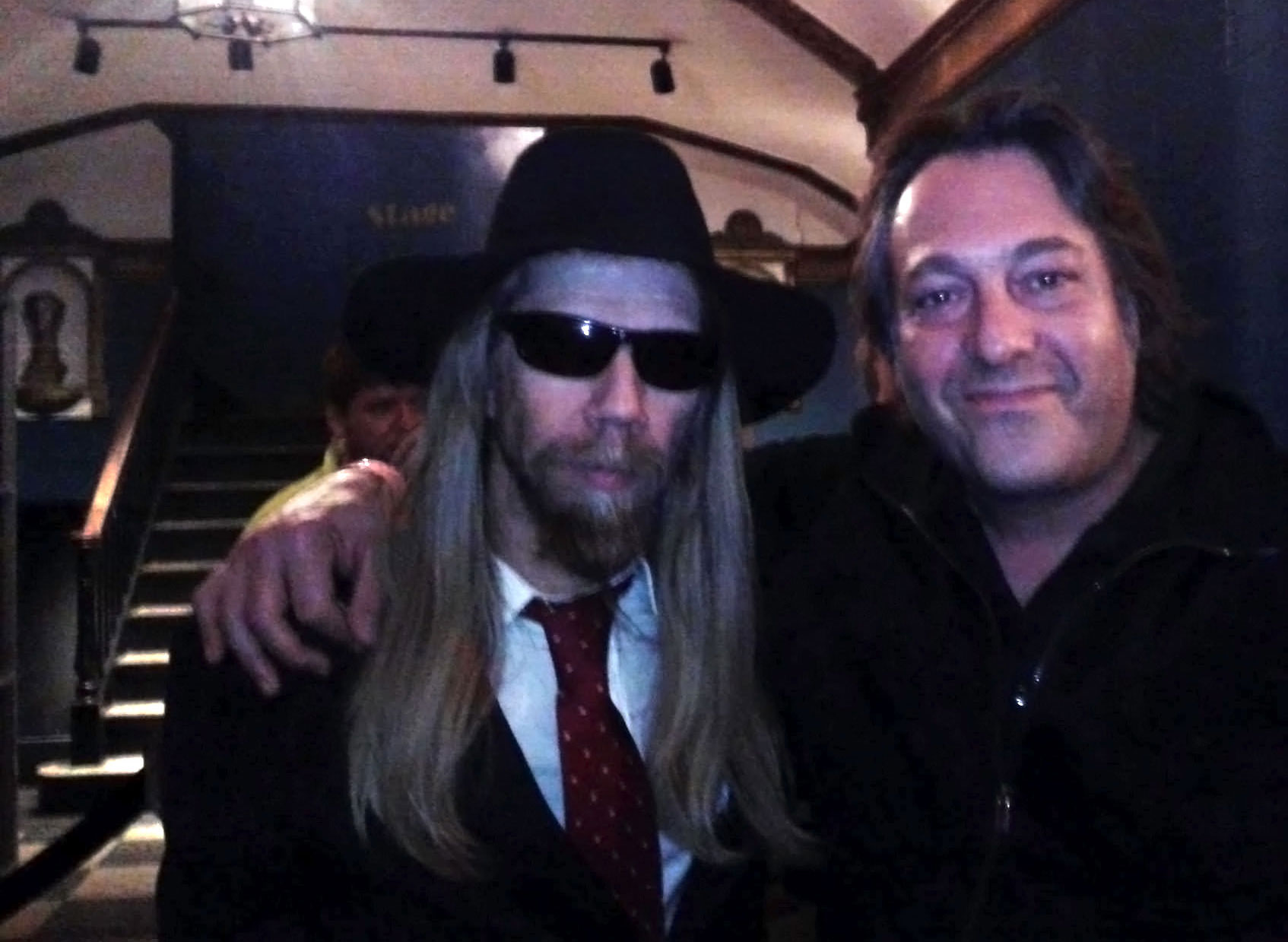 paul kostabi and david leonardis