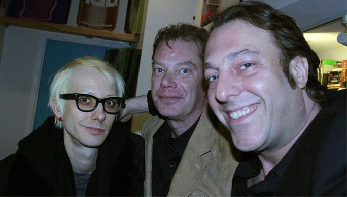 Matt Geer, David Leonardis, and Jamie Woodruff
