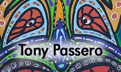 Tony Passero button