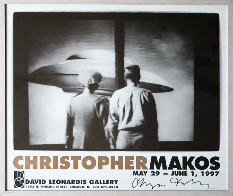 Christopher Makos Invasion Poster