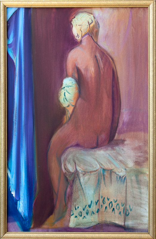 Original Peter Hurley art