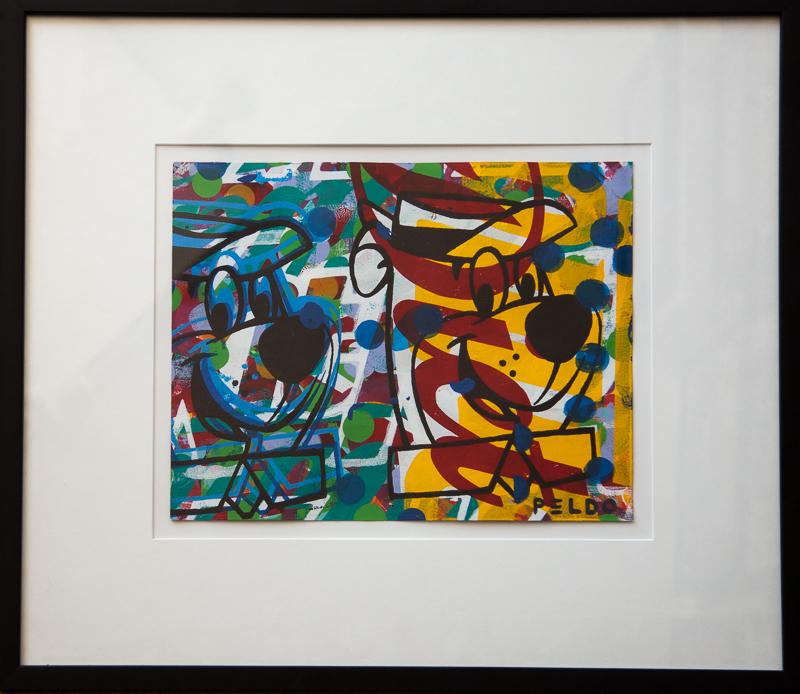 Original Chris Peldo Art