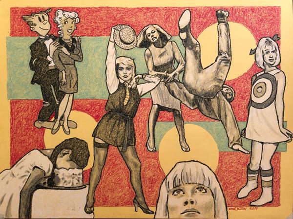A Blonde Ambition by Dave Alton