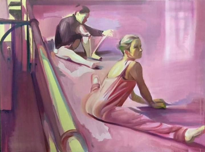 Ballerina Series #24 by Peter Hurley