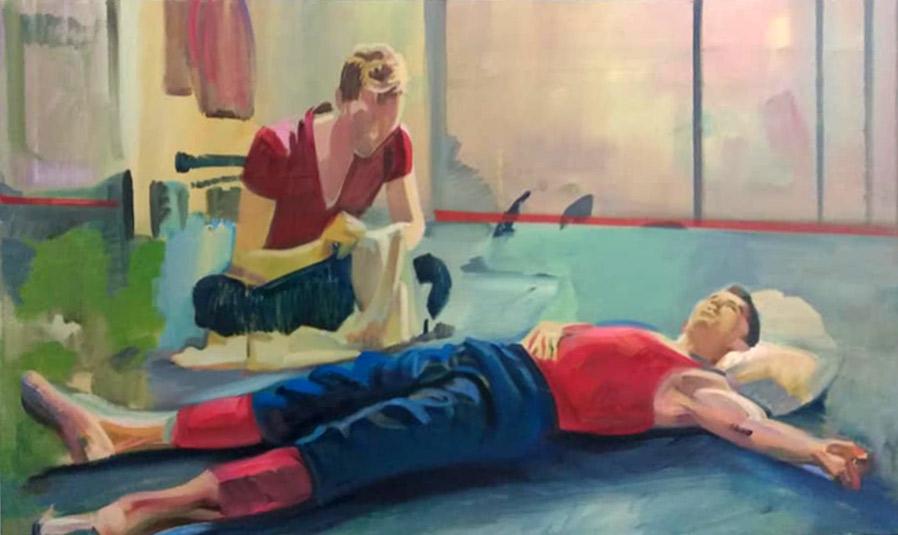Ballerina Series #26 by Peter Hurley