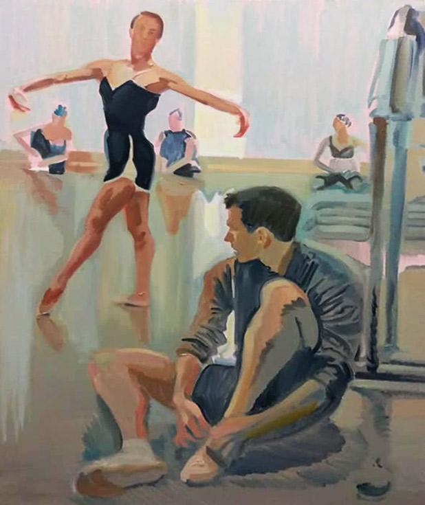 Ballerina Series #27 by Peter Hurley