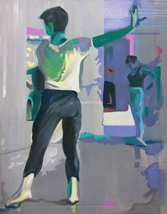 Ballerina Series #29 by Peter Hurley