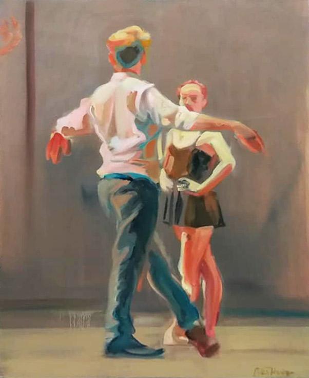 Ballerina Series #31 by Peter Hurley