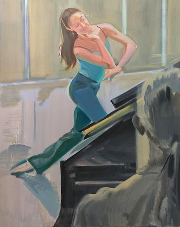 Ballerina Series #32 by Peter Hurley