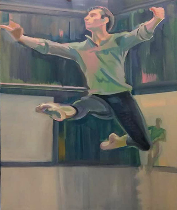 Ballerina Series #34 Peter Hurley