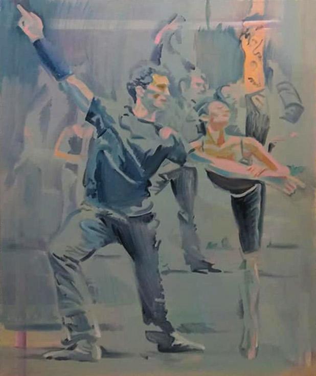 Ballerina Series #36 Peter Hurley