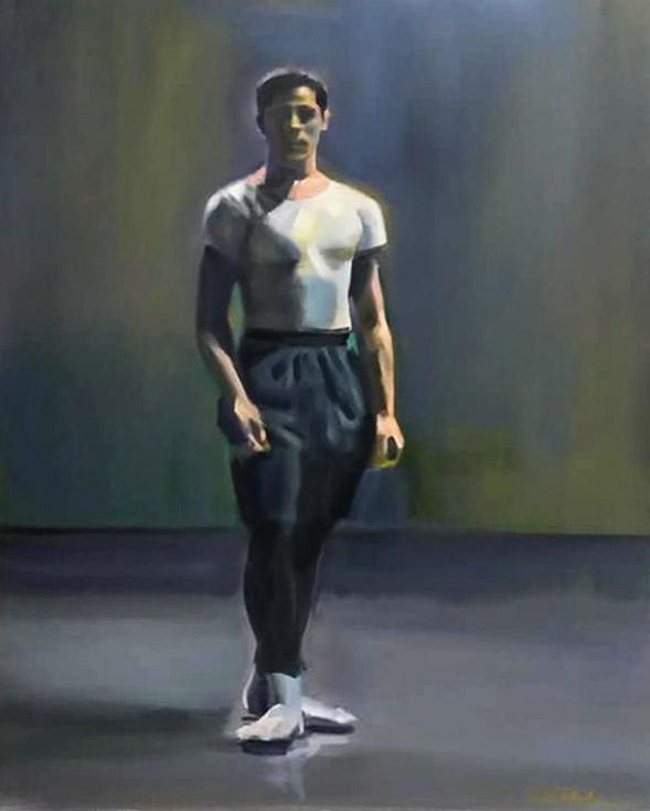 Ballerina Series #37 Peter Hurley
