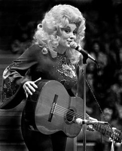 Dolly Parton Larry Singer Celebrity Photographs