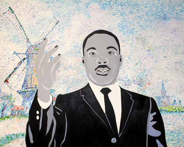 Dr King by Maximilian
