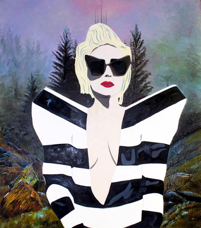 Lady Gaga by Maximilian