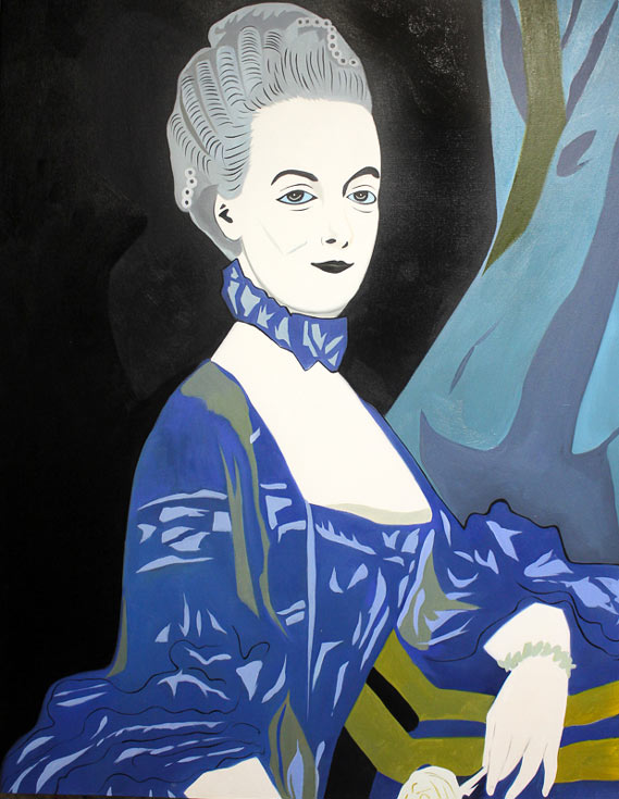 Marie Antoinette by Maximilian