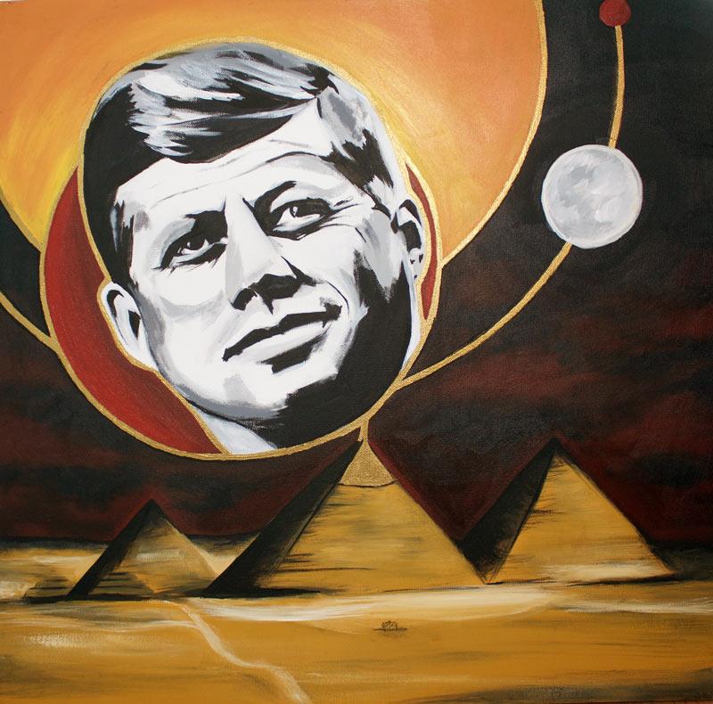 JFK by Aly Jados