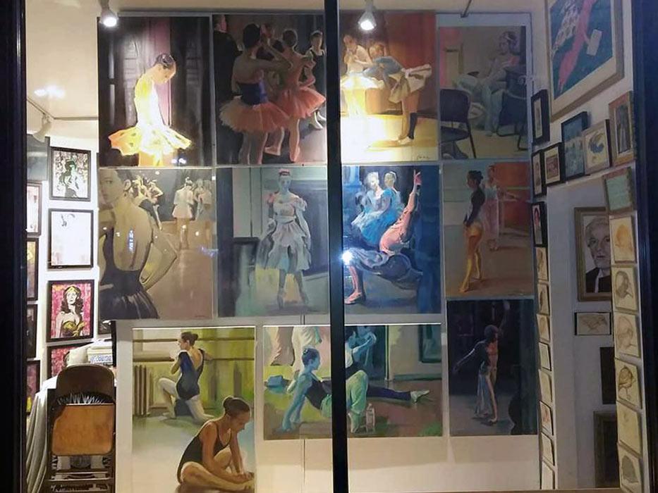 PeterHurley_DLGallery-wall