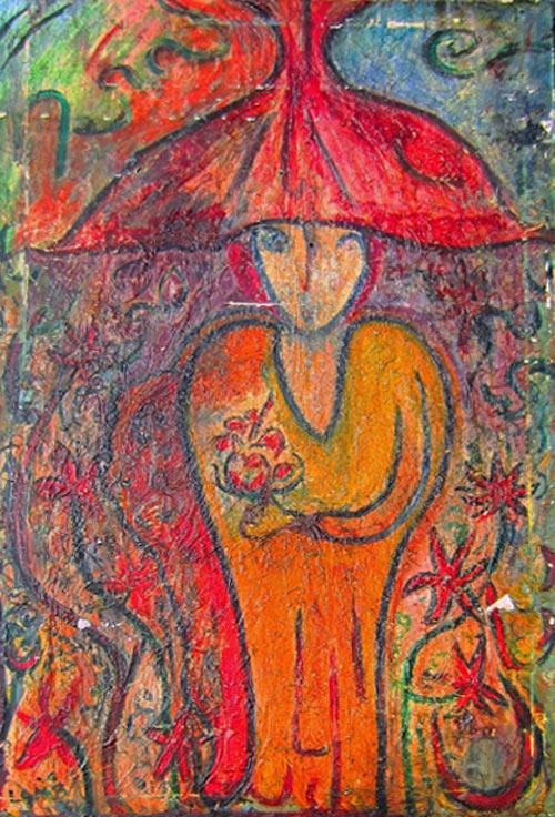 """by Matt Lamb ID# 1990-120 ● Oil on canvas ● 36""""x60"""""""