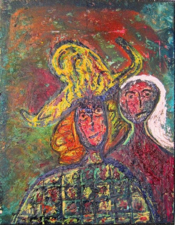 """by Matt Lamb ID# 1998-122 ● Oil on canvas ● 36""""x48"""""""