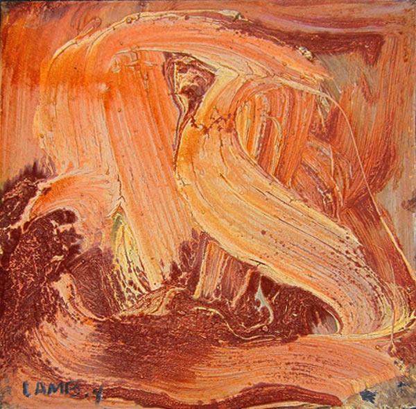"""by Matt Lamb ID# C-012-2004 ● Oil on canvas ● 24""""x24"""""""