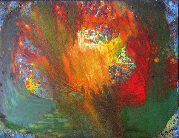 """by Matt Lamb ID# C-265-2006 ● Oil on canvas ● 40""""x30"""""""