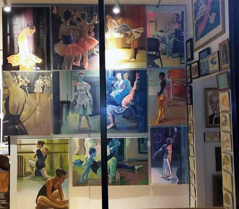 PeterHurley-BallerinaSeries_DLGallery