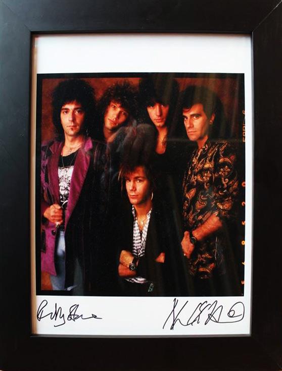 Bon Jovi by Marc Hauser