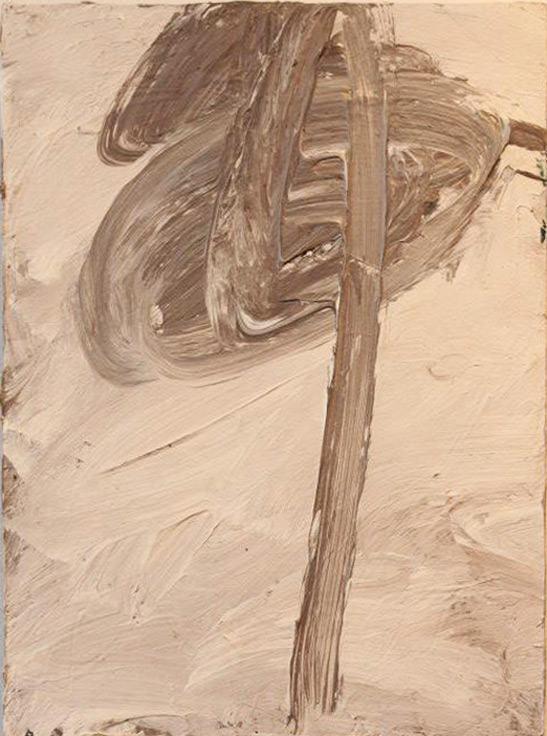 Oil on Board by Bruce Bitmead