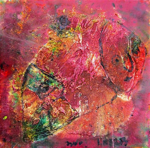 """by Matt Lamb by Matt Lamb ID# EU 007-2008 ● Oil on canvas ● 24""""x24"""""""