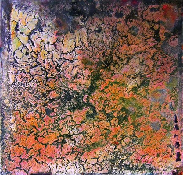 """by Matt Lamb ID# EU 007-2008 ● Oil on canvas ● 24""""x24"""""""