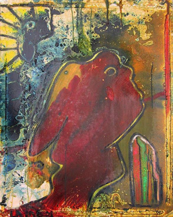 """by Matt Lamb ID# F 0278-2001 ● Oil on canvas ● 30""""x40"""""""