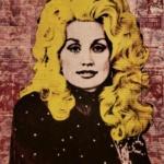 Dolly Parton Icon print by Donald Topp