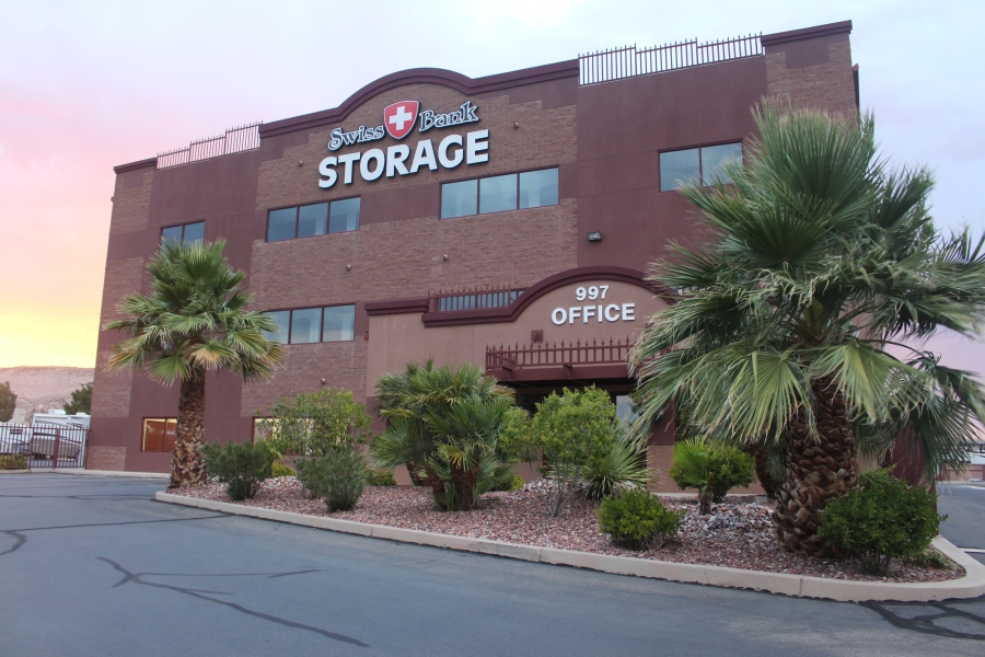 Swiss Bank Storage at Fort Pierce
