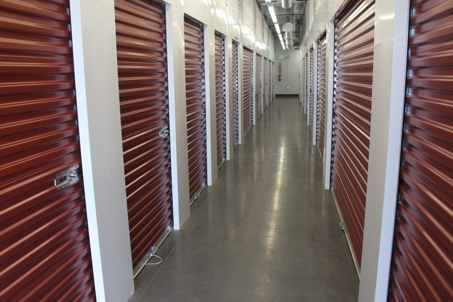 Third floor of Swiss Bank Storage at Fort Pierce