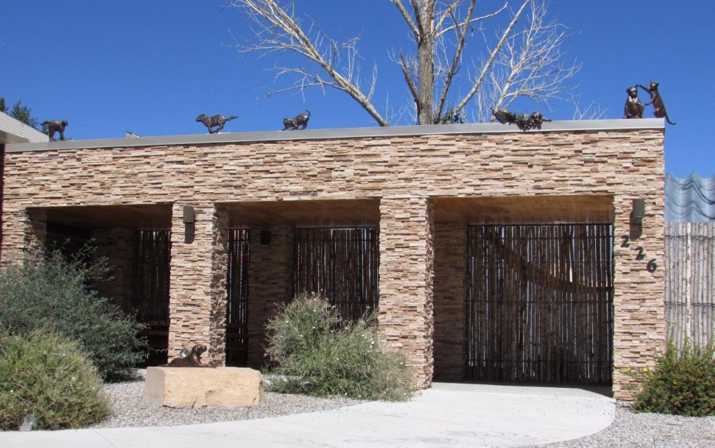A new project from Quade Sculptures, Santa Fe, New Mexico