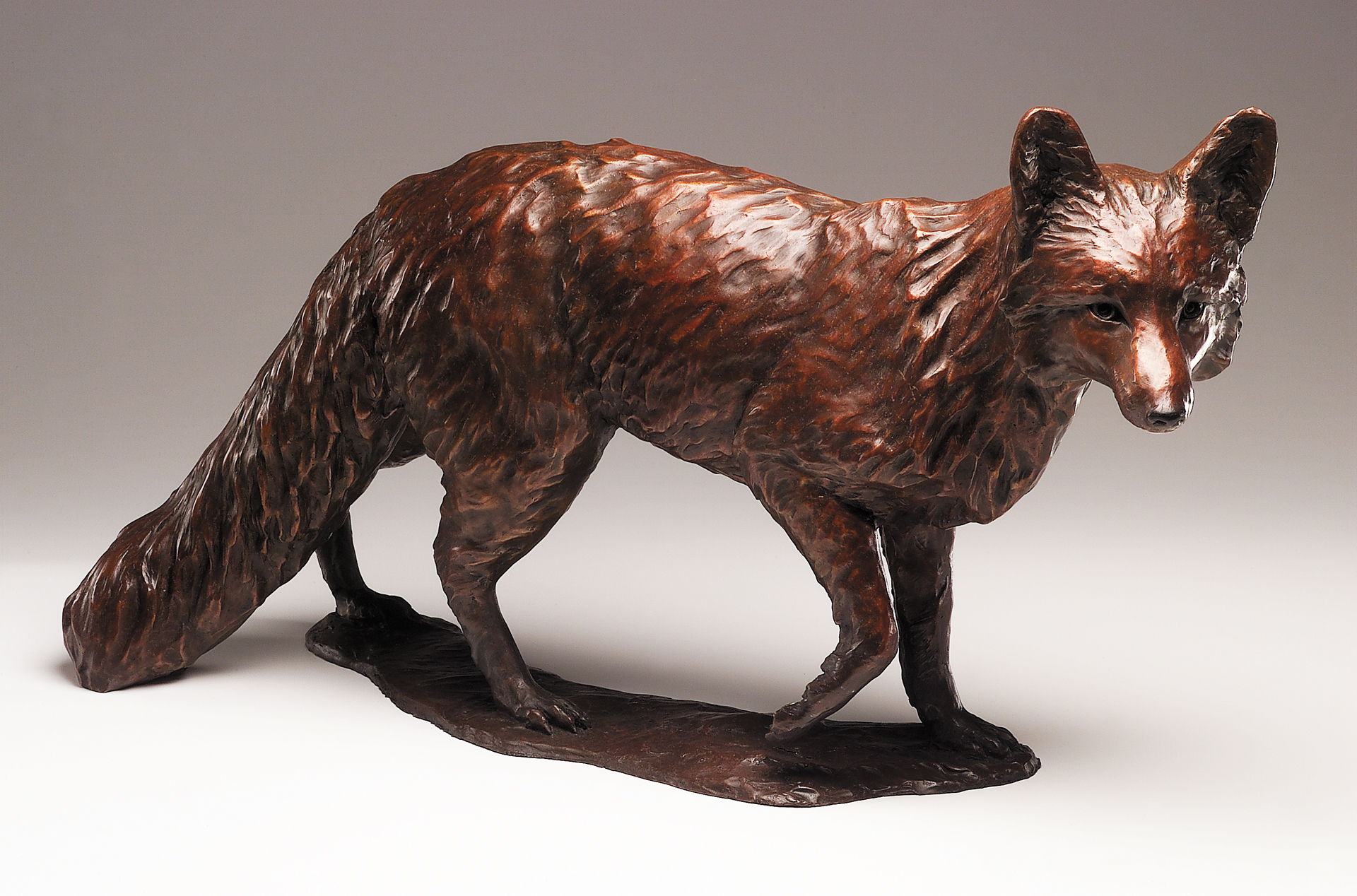 Bronze sculpture from Carrie Quade, Santa Fe, New Mexico